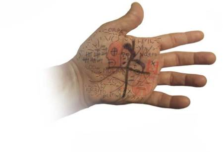 mano del destino