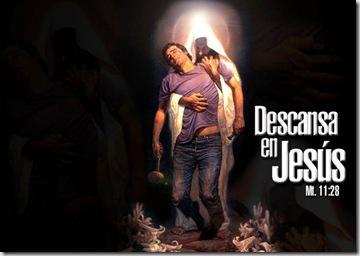descansa en jesus