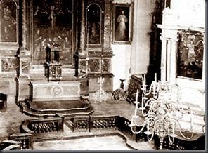 El cuadro en la Iglesia de San Miguel (1937-1948)